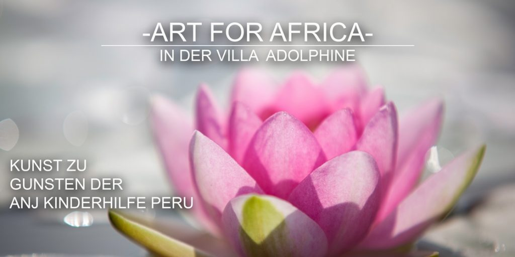 art for africa, Villa Adolphine Tegernsee